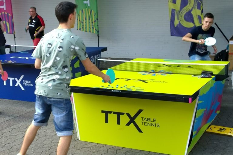 Tischtennis in der Schweiz: Grosses Potential, grosse Herausforderungen