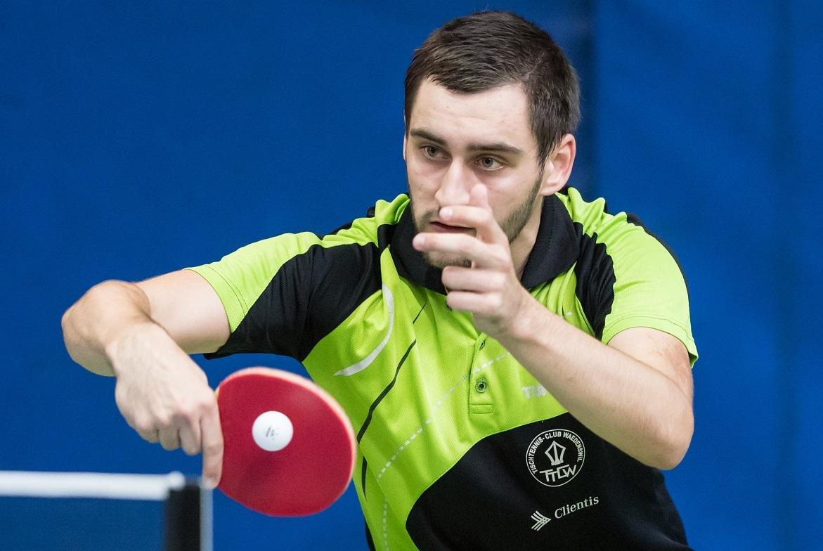 Athletisch, fair und ambitioniert: Tischtennis schafft echte Vorbilder