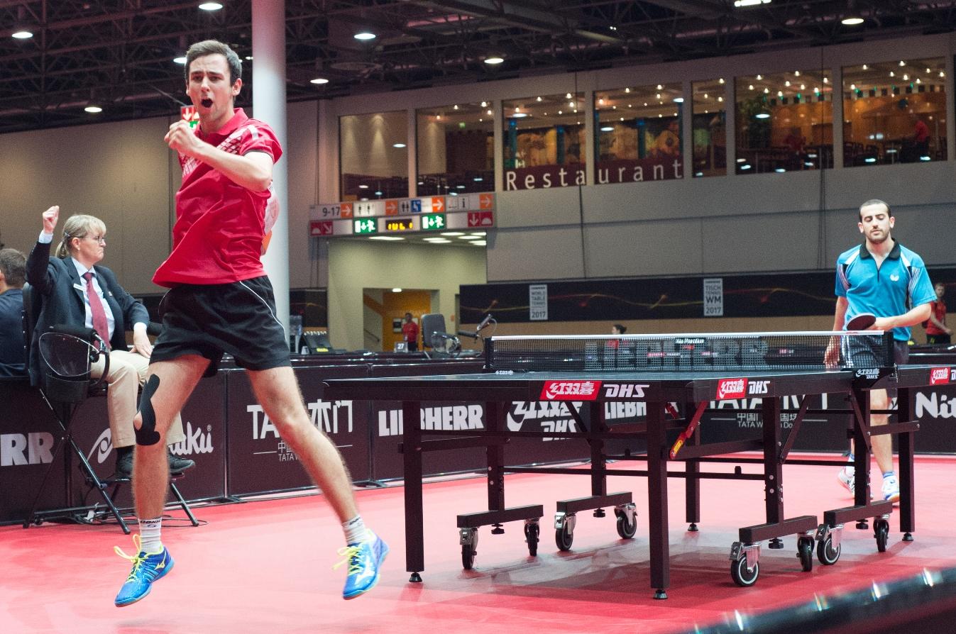 Team- und Kundenevents: Mit Tischtennis begeistern