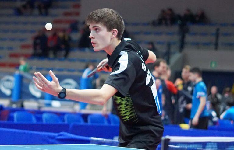 Elias Hardmeier spielt sich ins Viertelfinale